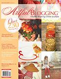 Artful Blogging, Spring 2014