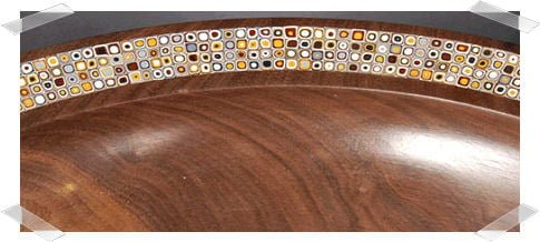 PCD: Inlaid Bowl