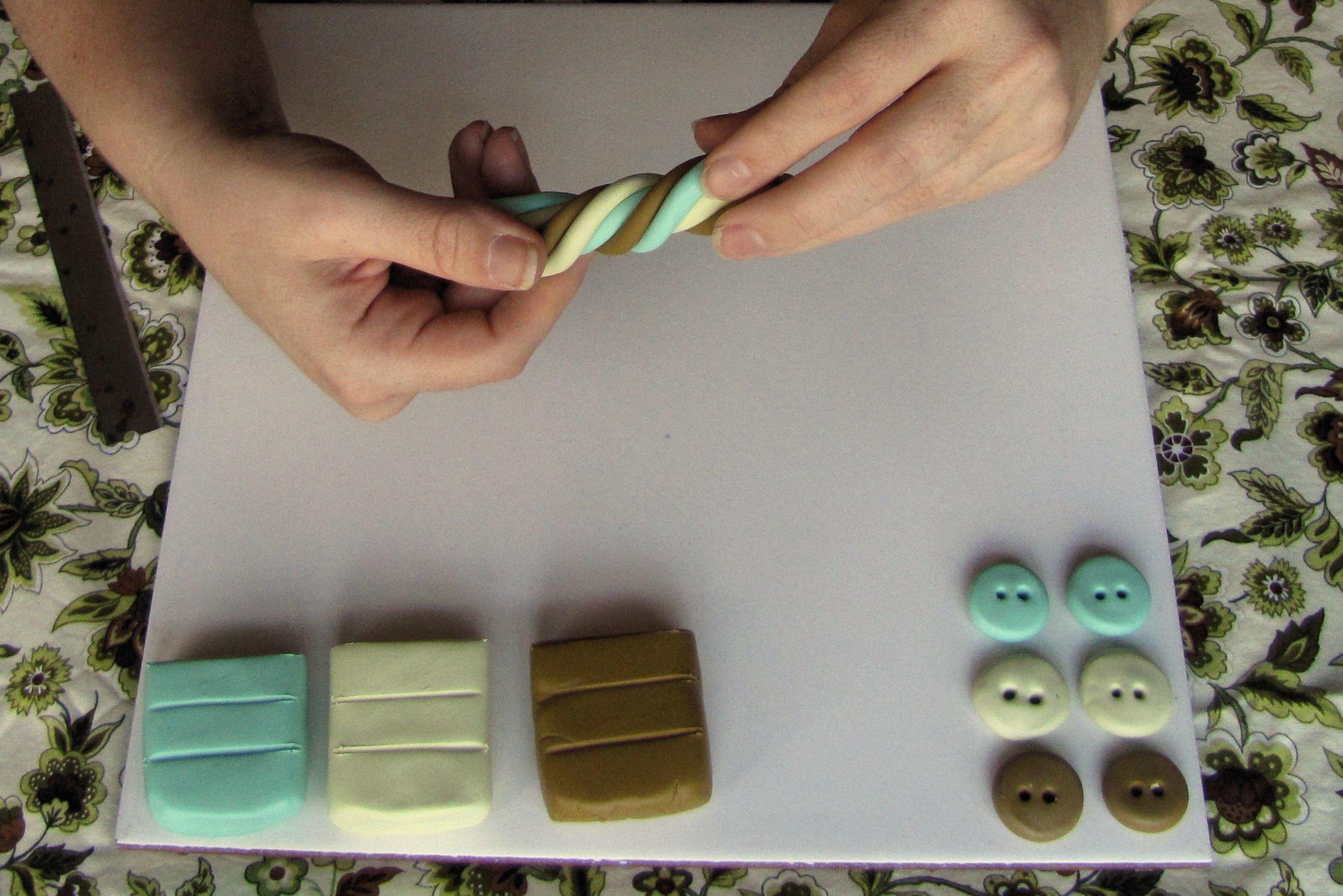 Как приготовить полимерную глину в домашних условиях