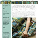 Flufy's Granny Square Blanket crochet pattern at Polka Dot Cottage