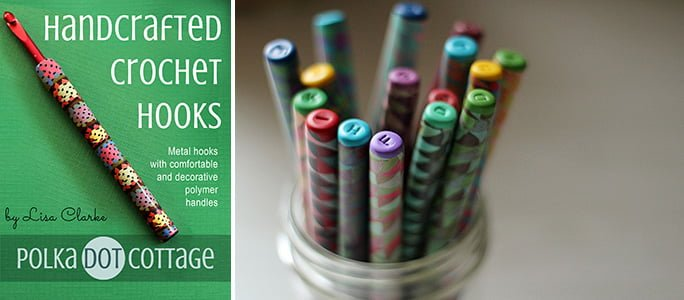 Handcrafted Crochet Hooks at Polka Dot Cottage