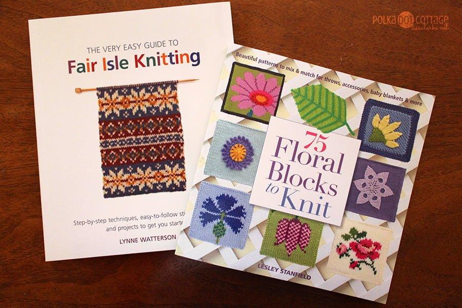 Knitting in color ⋆ Polka Dot Cottage