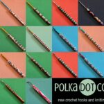 New crochet hooks and knitting loom tools from Polka Dot Cottage