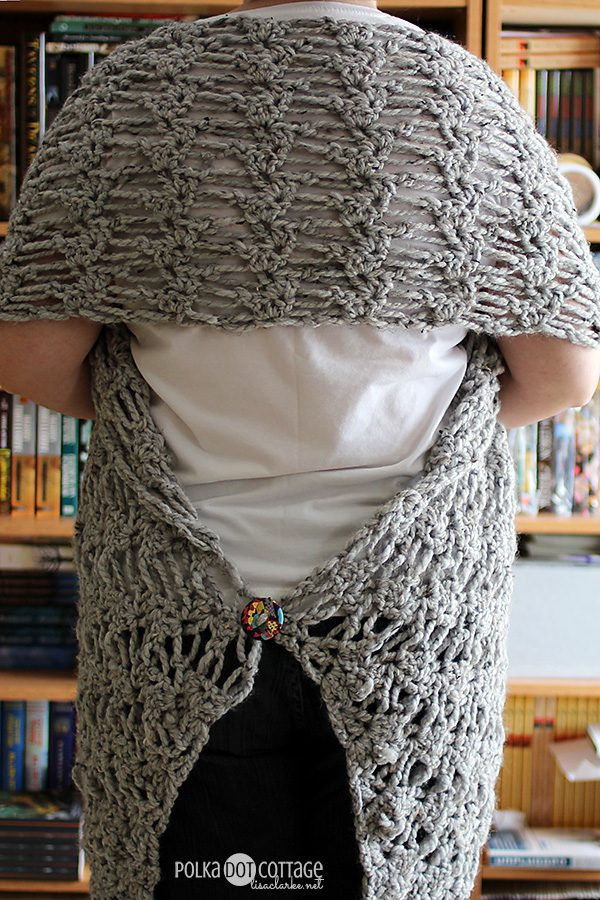 Any Way Wrap (pattern by Twig + String) at Polka Dot Cottage