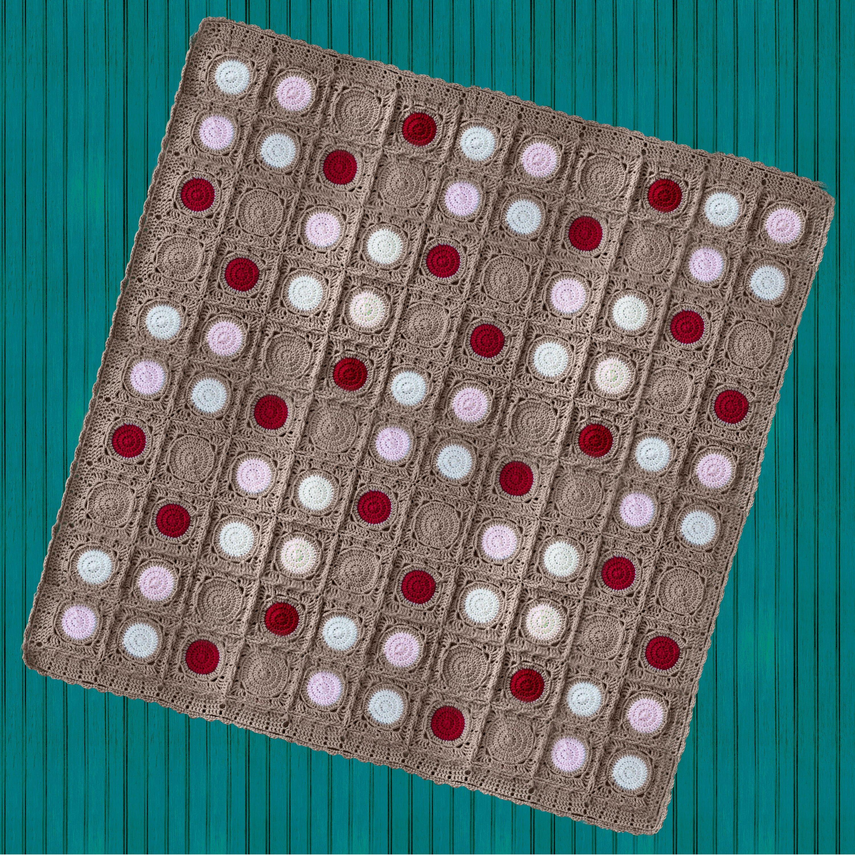 May Baby Blanket at Polka Dot Cottage