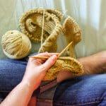 I cast-on a new knit