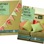Banners and Pillowcases, sewing tutorials from Polka Dot Cottage
