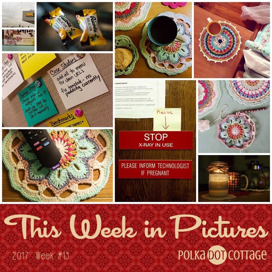 This Week in Pictures, Week 13, 2017