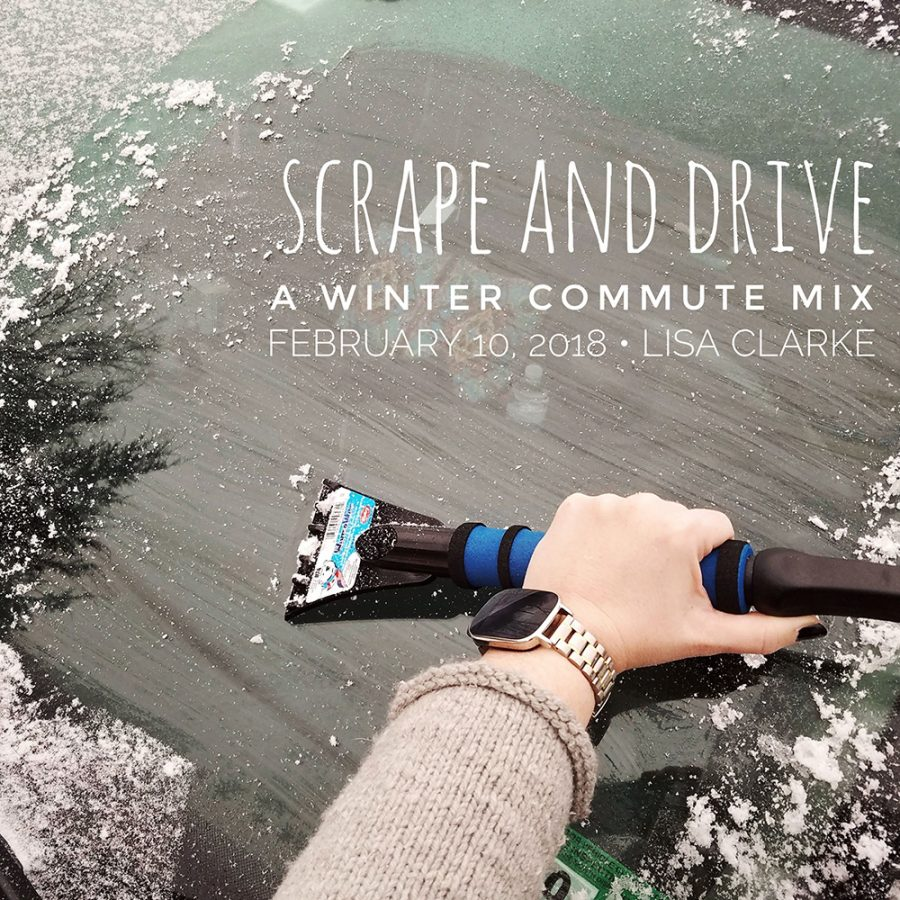 Polka Dot Radio: Scrape and Drive, A Winter Commute Mix