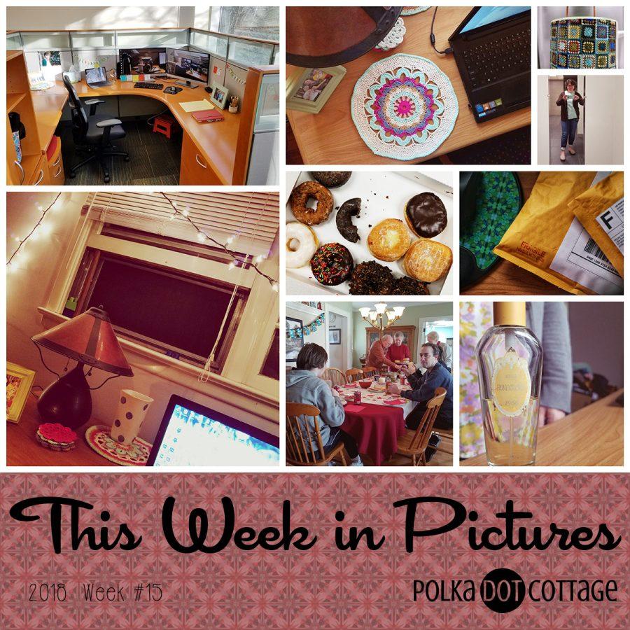 This Week in Pictures, Week 15, 2018