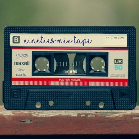 Polka Dot Radio: 90's Mix Tape