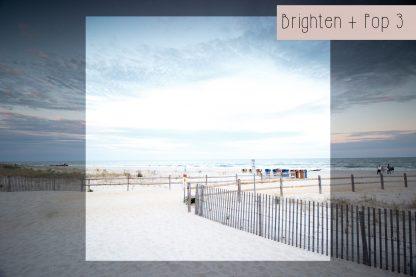 Polka Dot Cottage Lightroom Presets and Photoshop Actions Basic Edits: Brighten + Pop 3