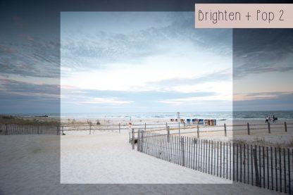 Polka Dot Cottage Lightroom Presets and Photoshop Actions Basic Edits: Brighten + Pop 2