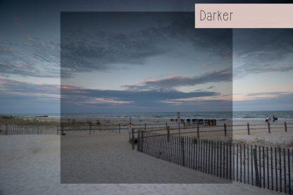 Polka Dot Cottage Lightroom Presets and Photoshop Actions Basic Edits: Darker