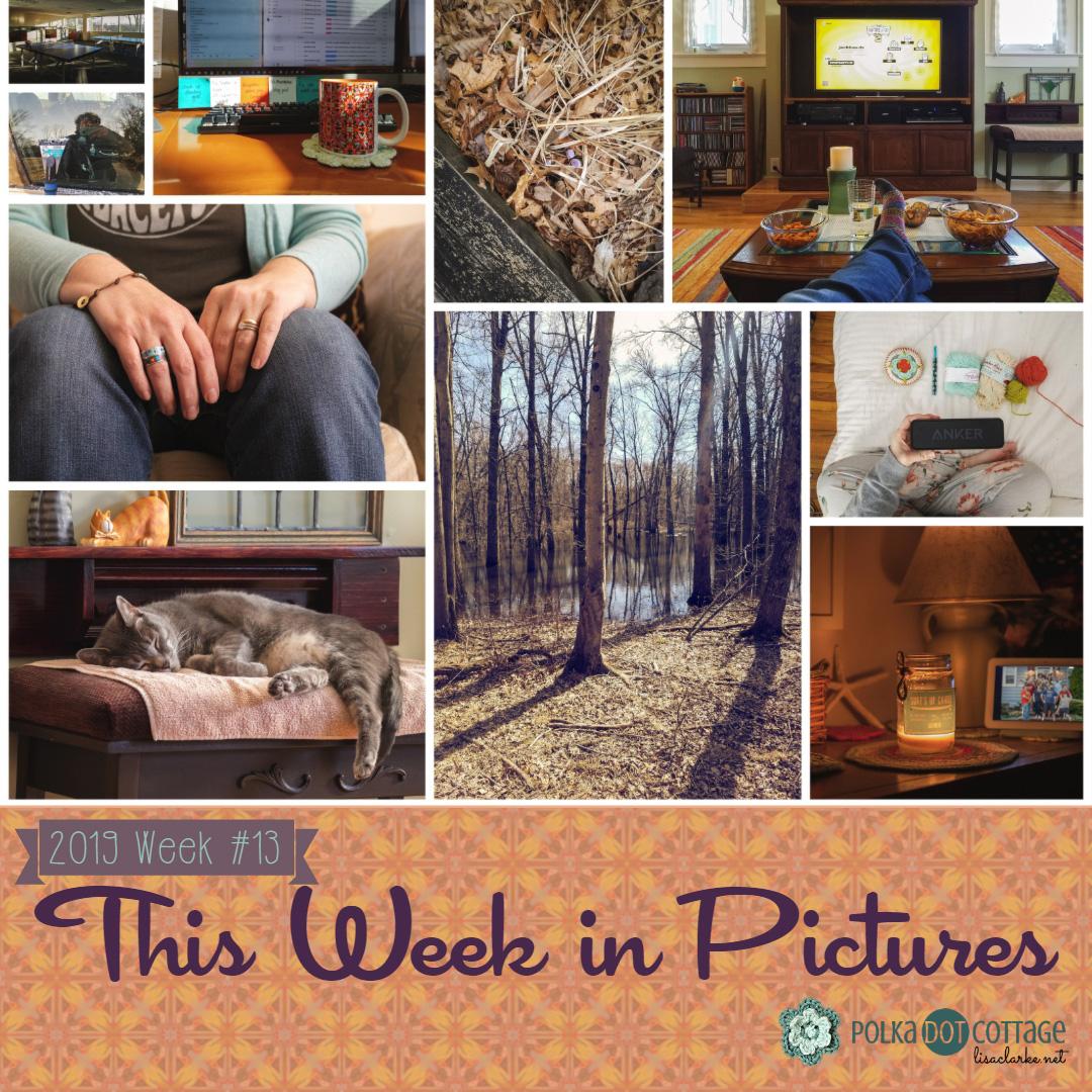 This Week in Pictures, Week 13, 2019