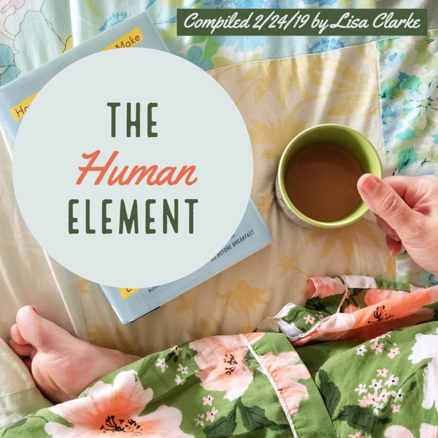 New 8tracks Playlist - The Human Element from Polka Dot Radio