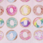 Donuts - Light Pink