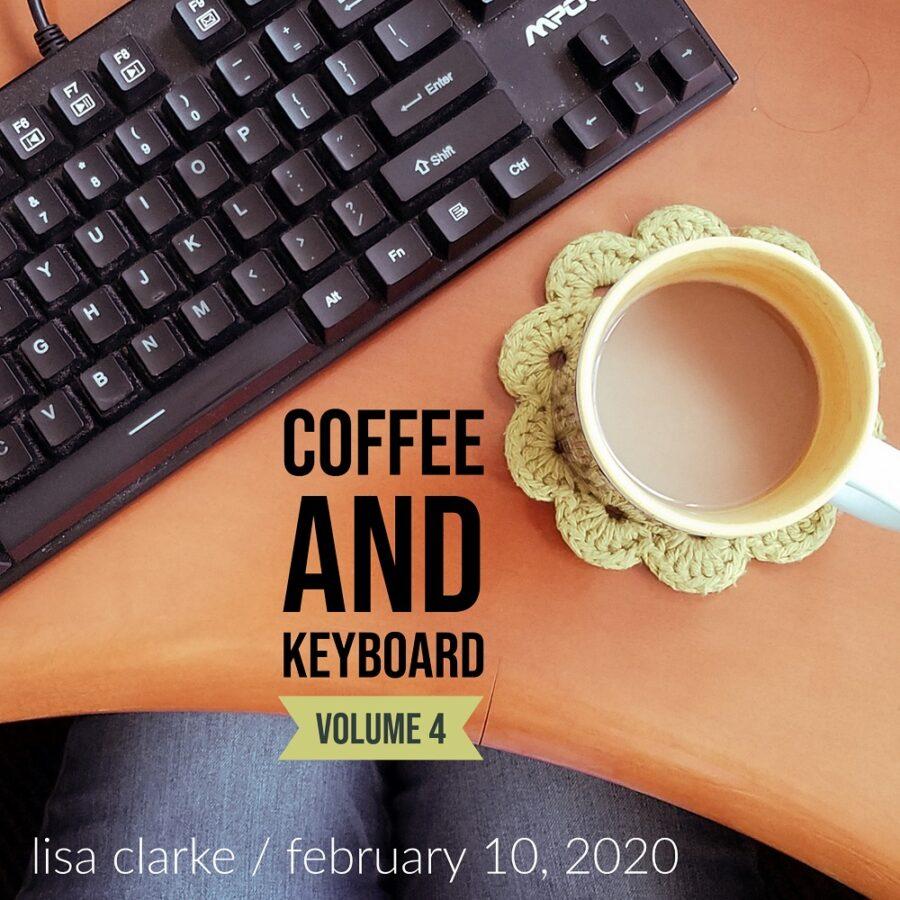 Coffee and Keyboard 4