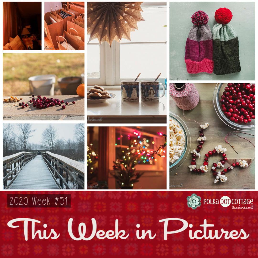 This Week in Pictures, Week 52, 2020