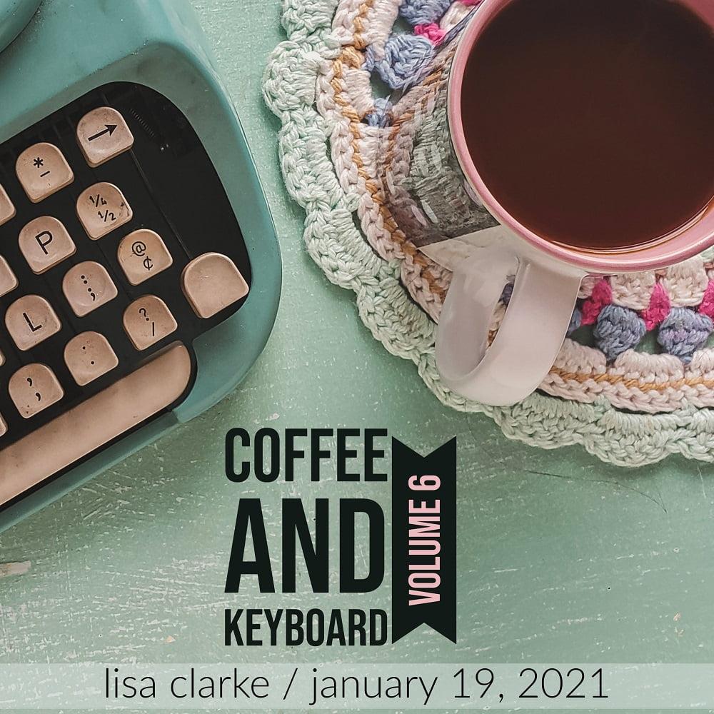 Coffee and Keyboard 6 by Polka Dot Radio