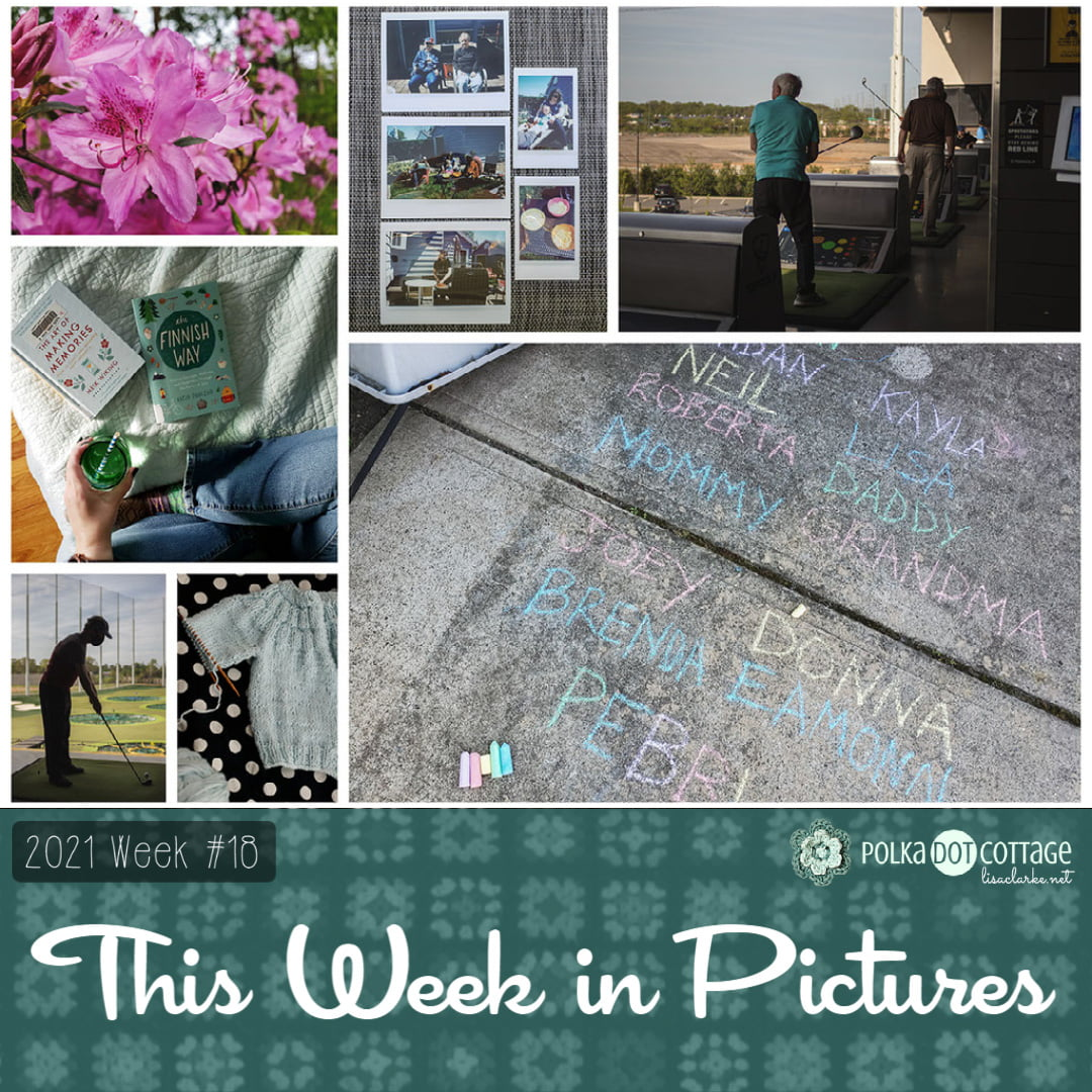 The Week in Pictures, week 18, 2021