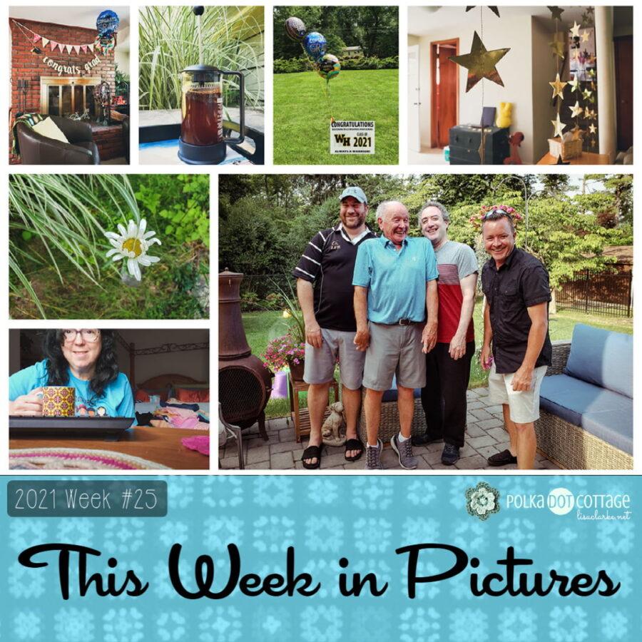 This Week in Pictures, Week 25, 2021